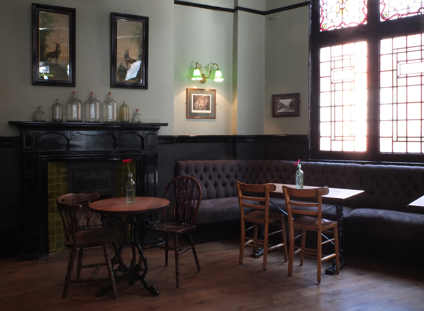 Pub Interior Design Relic Interiors London