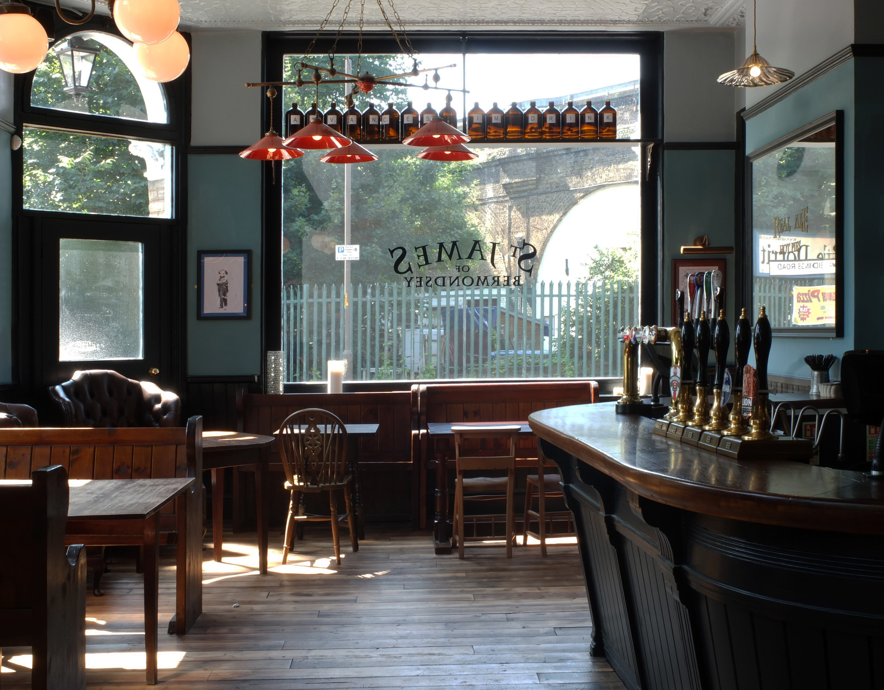 victorian pub interior relic interiors london