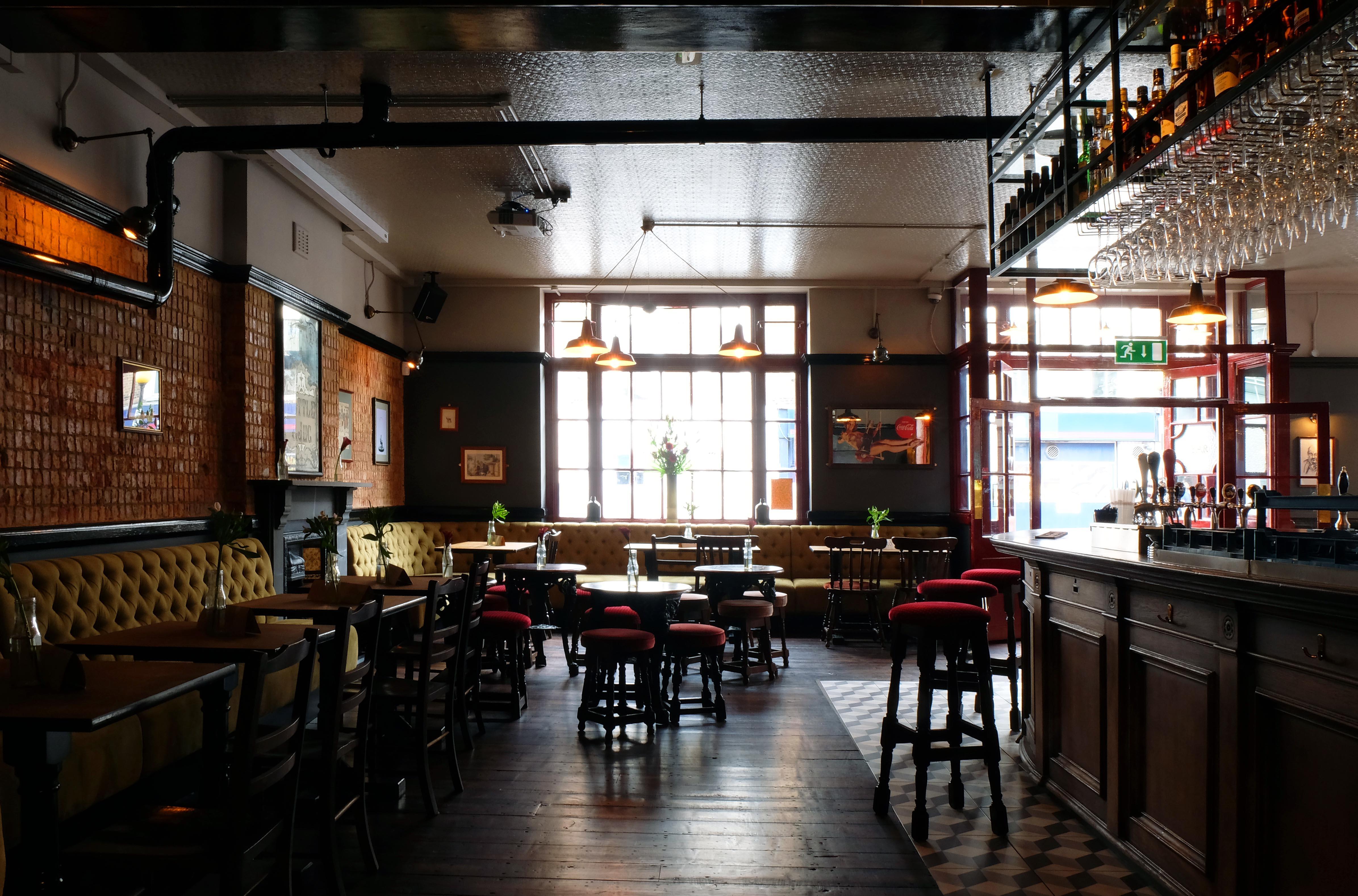 Image Gallery London Pub Interiors