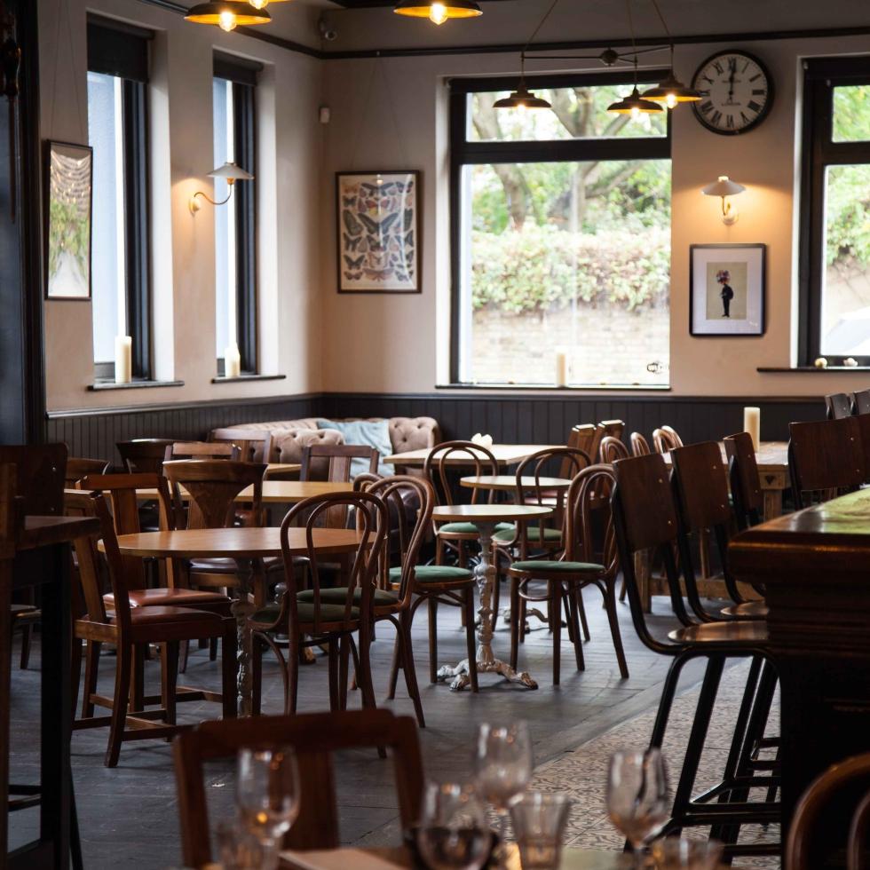 pub interior design – relic interiors london