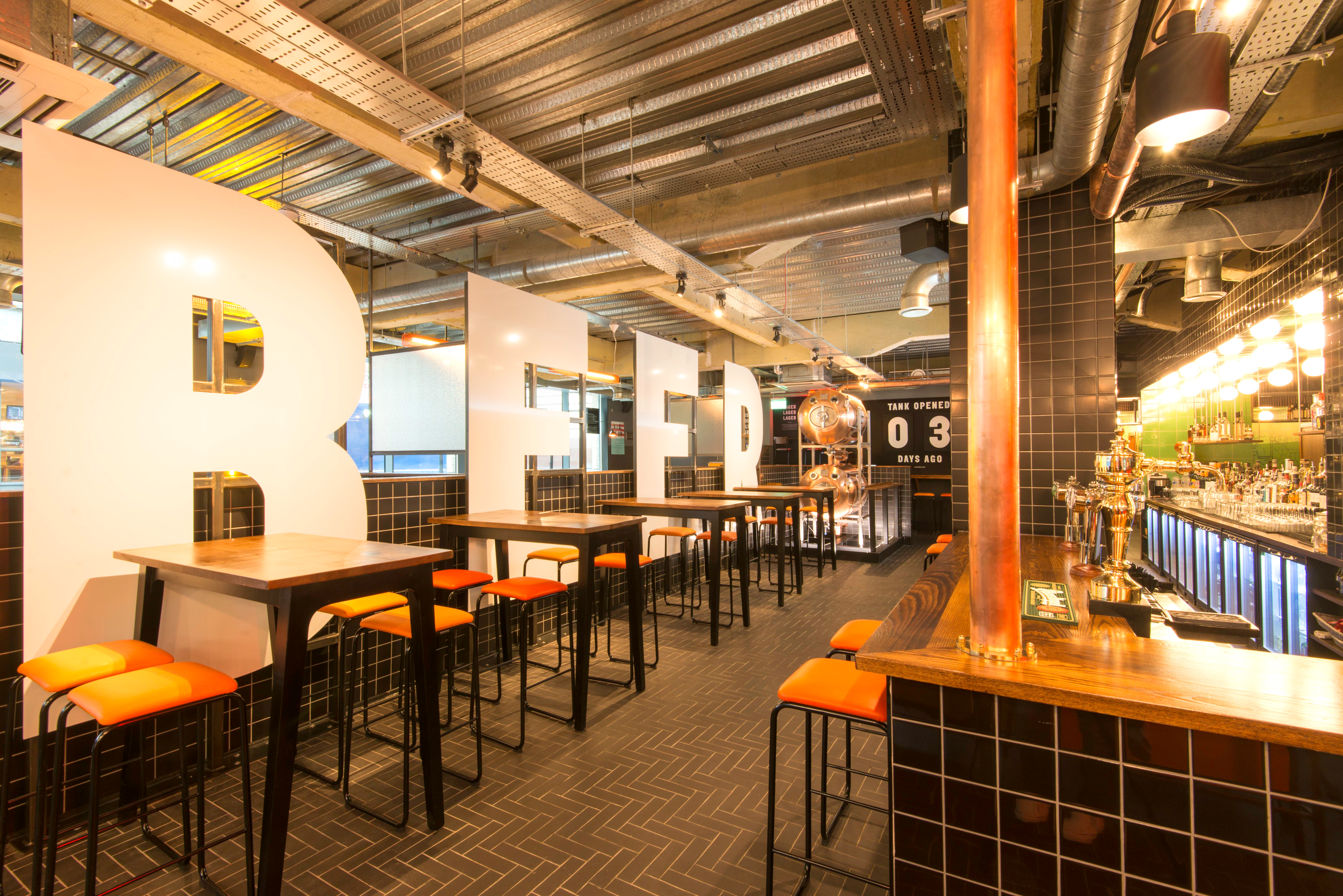 Draft House Chancery is open! – relic interiors london