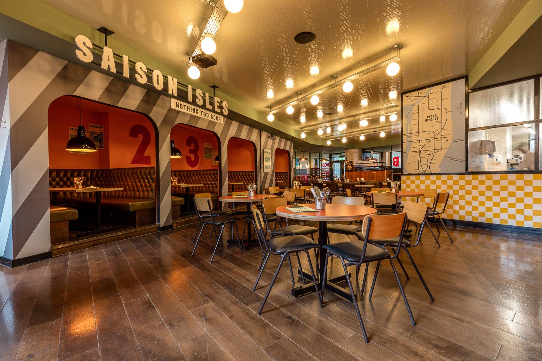 relic interiors london Commercial Interior Design
